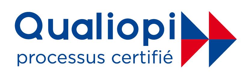 Logo Qualiopi 150dpi Bureautique 56 - Bienvenue -formations en bureautique, orthographe, appels d'offres, secrétariat, certification